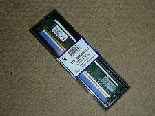 2 GB PC DDR2 Ram Memoria Stick módulo! totalmente Nuevo! Kingston KTD-DM8400C6/2G DIMM 240