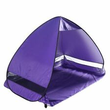 Tent Anti UV Pop Up Instant Portable Cabana Beach Tent Folding Sun Shelter