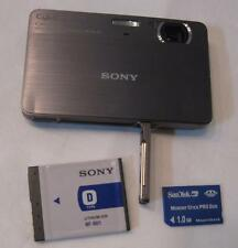 Sony Cyber-shot DSC-T700 10.1 MP Optical Steady shot Camera w/ charger   FS