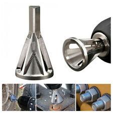 Deburring External Chamfer Tool Drill Bit Hexagon Shank Drilling Burr Remover