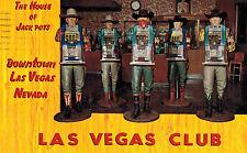 Las Vegas,NV.Las Vegas Club,One-Armed Bandits,Slot Machines,Gambling.Used,1960