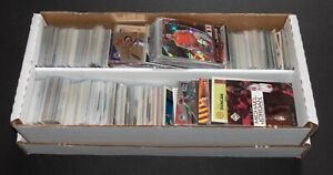 HUGE 550+ SPORTS BASKETBALL CARD COLLECTION ROOKIE PARALLEL HOF STAR INSERT LOT!