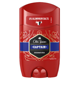 Old Spice Captain Men Deodorant Stick Deo Anti-perspirant Roll On