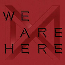 MONSTA X [WE ARE HERE] 2nd Album TAKE.2 RANDOM CD+Photo Book+2p Card+Pre-Order