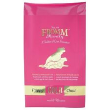 Fromm Gold Holistic Balance Puppy Dog Food Duck Chicken Lamb 33 lbs