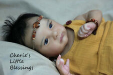 CHERIE'S LITTLE BLESSINGS~Reborn~Doll~Baby~SOLE~Multi-racial~AURORA SKY~EAGLES