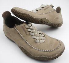 Patagonia Womens Size 6.5 Rimu SkyWalk Performance Leather Slip On Comfort Shoe