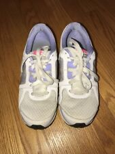 NIKE AIR MAX Dual Fusion ST2 Hot Pink Lilac Running Athletic Womens Shoes Sz 8 #