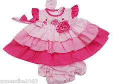 Vestiti e abbigliamento casual rosa per bambina da 0 a 24 mesi