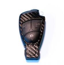 Mercedes SL W203 W210 W209 CLK CLS AMG R230 carbon look key sticker