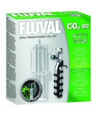 Fluval Pressurized 20g-CO2 Kit for planted aquariums up to 15 gallons