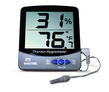 DeltaTrak 13307 Jumbo Display Thermo-Hygrometer