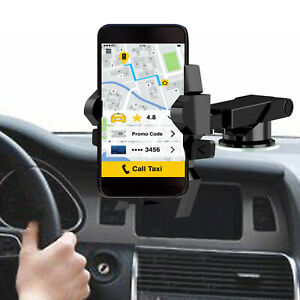 360° Holder Car Dashboard  Windshield  Stand For iPhone Samsung Mobile Cell GPS