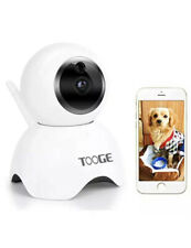 WiFi Pet Dog Camera Pet Monitor Indoor Home Cat Camera for Baby/Elder/Nanny 360
