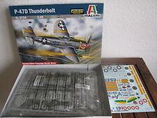 P-47D Thunderbolt von Italeri im Maßstab 1:48 *NEU*