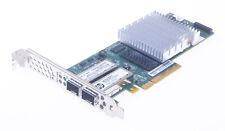 HP NC523SFP Dual-Port 10GbE PCIe PCIe Network Adapter 593717-B21 593742-001