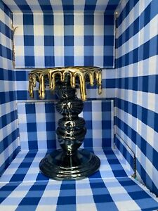 Bath and Body Works TILTED PEDESTAL Candle Holder ~~Brand New~~