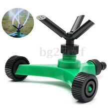 3 Arm Garden Watering Sprinkler Plant Lawn Farmland 360° Spray Irrigation System