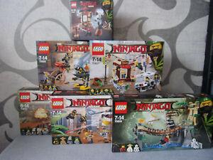 The Lego Ninjago Movie - verschiedene Set's zum aussuchen - Neu & OVP