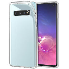 JETech Case for Samsung Galaxy S10 Premium TPU Material Shock Proof HD Clear