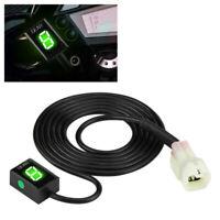 Motorbike Gear Position Digital Display LED Indicator For Ninja ZX-6R Z750 VN900