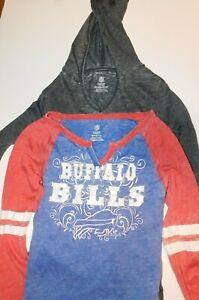 Buffalo Bills Girls Long Sleeves Shirt / Hoodie