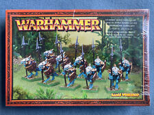 WARHAMMER LIZARDMEN SAURUS TEMPLE GUARD SERAPHON METAL SEALED GAMES WORKSHOP AOS