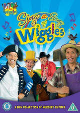 THE WIGGLES SING A SONG OF WIGGLES DVD UK Release New Sealed R2