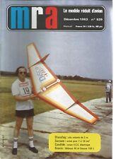 MRA N°529 DISCOFAG / SURSUM / CANDIDE : VOL CIRCULAIRE ELECTRIQUE / HELIMAX 40