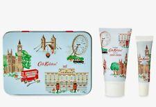 CATH KIDSTON London Hand Cream and Lip Balm Tin Gift Set Iconic Landmarks