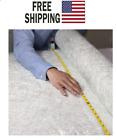 "Fiberglass Chopped Strand Mat Cloth 50"" x 360""Molding Roofing Boat Marine Repair"
