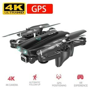 GPS Drone With Camera 5G RC Quadcopter Drones HD 4K WIFI FPV Foldable Off-Point