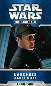 Star Wars The Card Game Darkness and Light Force Pack New (Sealed) 60 Cards Deck