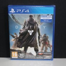 DESTINY - VANGUARD EDITION - SONY PLAYSTATION 4 PS4 GAME - NEW