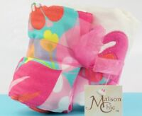 Pack of 2 Maison Chic Double Burp Cloth Gift Set Various Patterns T3