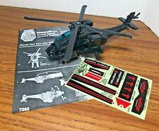 Vntg 1985 Tonka Bandai Super Gobots WARPATH (020) - Toy & Orig Stickers, Japan