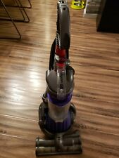 PURPLE Dyson DC 24 Upright Multifloor Bagless Compact Vacuum Cleaner