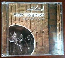 OUM KALSOUM - TALET LAYALI EL BOAAD - CD Neuf (A2)