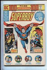 Dc 100 Page Super Spectacular 15 (7.5) Superboy Aquaman Hawk And Dove