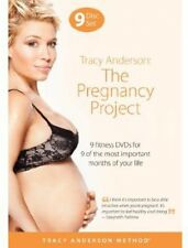 Anderson,Tracy - Pregnancy Project (2013, DVD NEW)