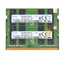 Samsung 2X 16GB DDR4 2400MHz PC4-19200 SODIMM 260 pin 1.2V Laptop Memory RAM #5#