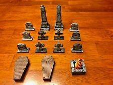 Dungeon Accessories Set 2 28mm Terrain Dungeons & Dragons Pathfinder d&d