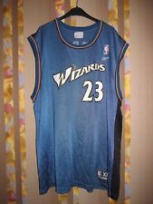 WASHINGTON WIZARDS MICHAEL JORDAN JERSEY MENS XL BLUE NBA BASKETBALL