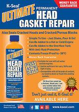 K-Seal Ultimate Head Gasket and Block Repair
