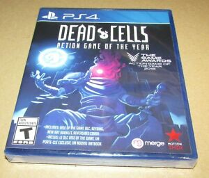 Dead Cells Action Game Of The Year (Playstation 4) Brand New  Fast Shipping