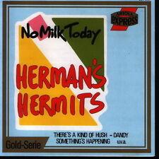 CD Album Herman`s Hermits No Milk Today (Dandy, Hold On) 90`s Ariola