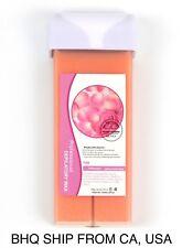Roll-On Hot Depilatory Wax Cartridge Warm Rose Heater Waxing Hair Removal