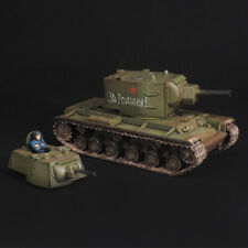 1/56 28mm painted WW2 Bolt Action USSR tank KV-1(2) 1941