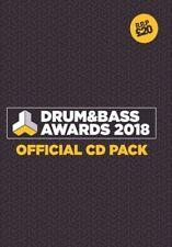 Drum & Bass Awards 2018 - Drum & Bass CD Pack