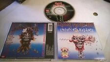 IRON MAIDEN can I play with madness / the evil that men do CD the first 10 Years
